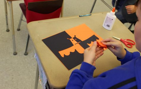 Fifth grade celebrates Halloween with fun fest