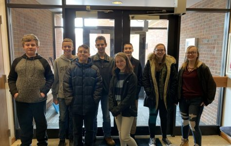 MathCounts team places third in Beaver County