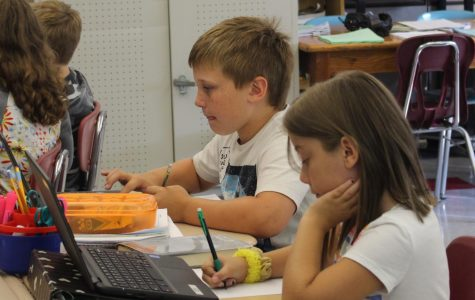 5th grade adds Chromebooks to their classrooms