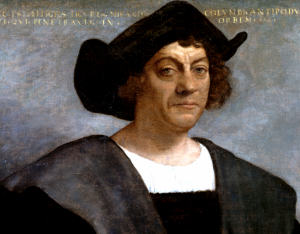 Christopher Columbus, the despicable man who tortured and made many people's lives harder.