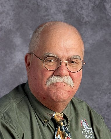 Mr. Peter Kappas taught U.S. History at Freedom Area Middle School for 28 years.