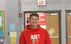 Mr. John Mohrbacher takes over for Mr. Gene Matsook in Health and P.E. for the remainder of the school year.
